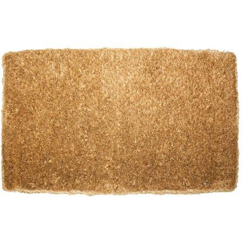 Coco Doormat by Plain Imperial Coco 18 In X 30 In Coir Outdoor Doormat