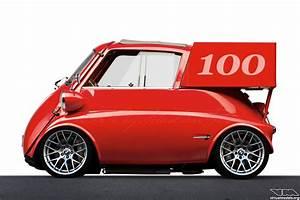 BMW Isetta Van 100 Years BMW VirtualModels