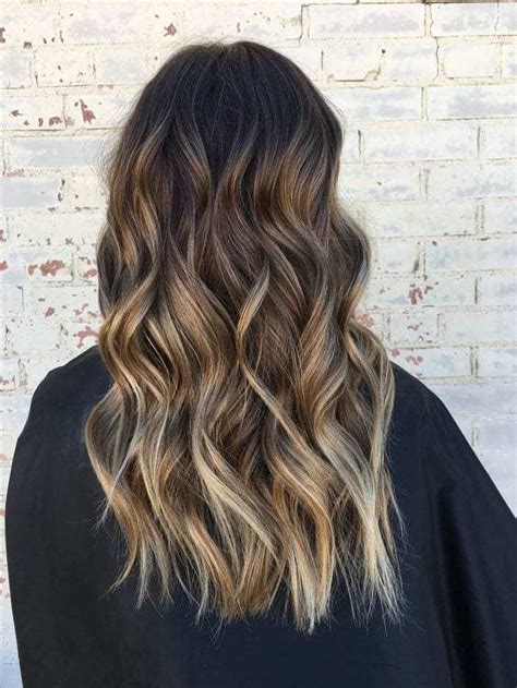 Hairstyles For Brown Hair With Highlights by 50 Fashionable Ideas For Brown Hair With Highlights