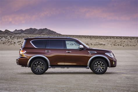 nissan infiniti 2017 2017 nissan armada is in fact a nissan patrol y62