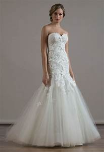 Pinterest o the worlds catalog of ideas for Fit and flare tulle wedding dress