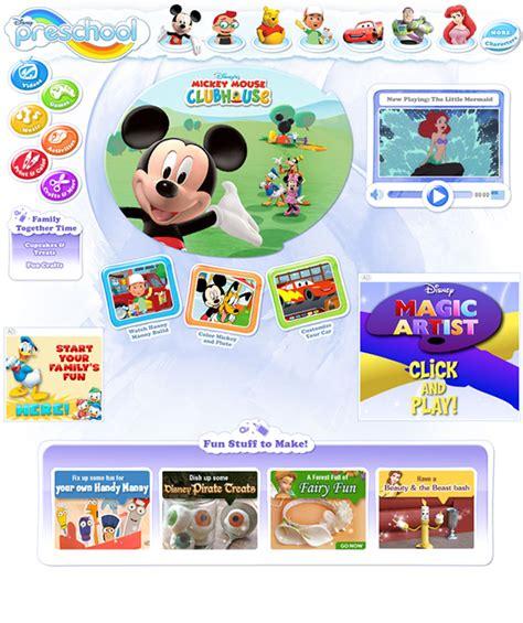 disney preschool on behance 483 | 924e0749420429.56085a3ca391f