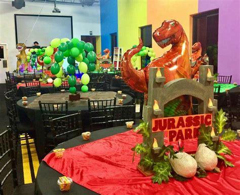 Jurassic Park Decorations - jurassic park centerpieces jurassic park dinosaur