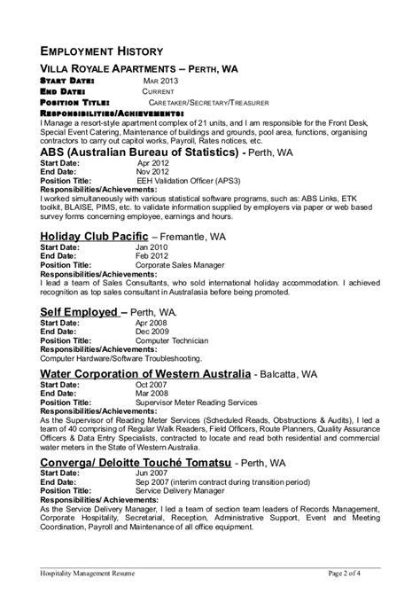 professional resume writing perth wa professional resume