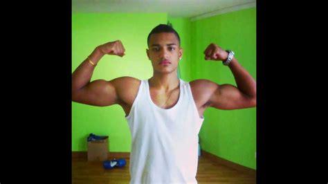 Avant Après 1an Musculation