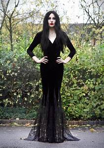 morticia | Costumes | Pinterest