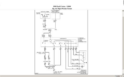 1989 Ford L9000 Wiring Diagram by 88 Ford F700 Wiring Diagram Wiring Library