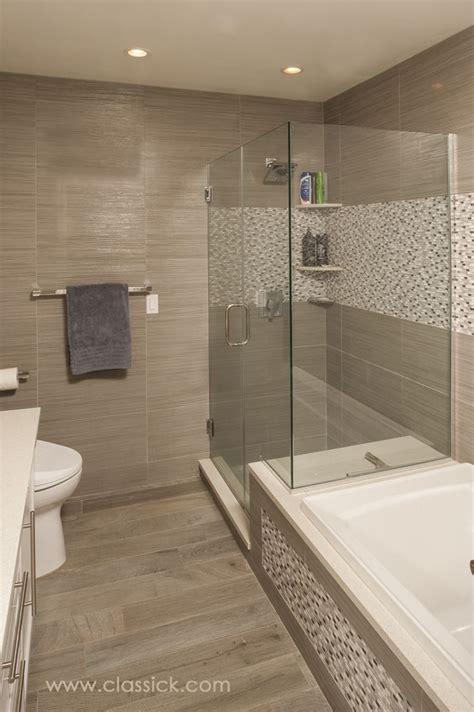 bathroom floor tile porcelain wood grain   distressed