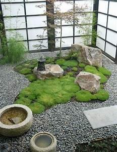 jardin d39interieur un oasis au coeur de la maison With jardin japonais interieur maison