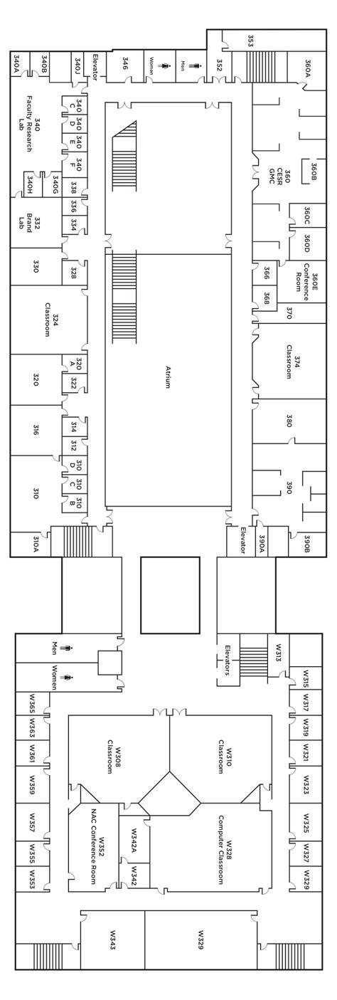 tanner building map byu marriott school  business