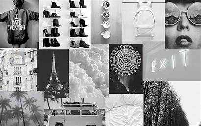 Aesthetic Collage Macbook Computer Laptop Wallpapers Desktop