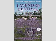 LAVENDER FESTIVAL at The Highland Springs Resort's 123