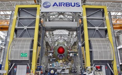 siege social airbus airbus usine de martin du touch toulouse