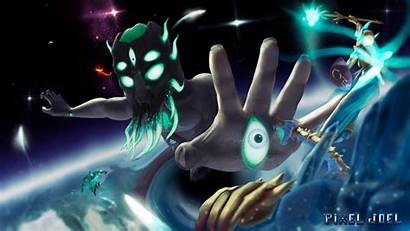 Terraria Lord Moon Moonlord Madness Fanart Wallpapers
