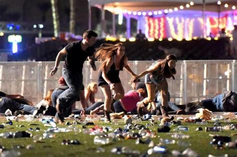 At Least 50 Dead In Las Vegas Concert Shooting