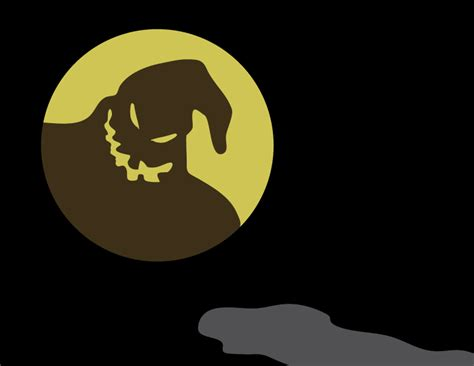 Well you're in luck, because here they come. Oogie Boogie Moon by MalakaiByDesign on DeviantArt