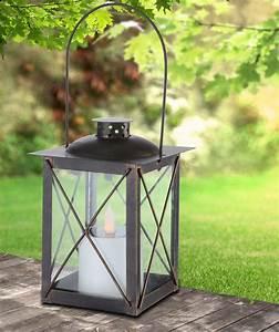 Laterne Garten Kerze : led solar lampe garten h nge laterne glas flacker kerze ~ Lizthompson.info Haus und Dekorationen