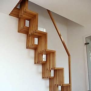 Leiter Für Treppenstufen : faltwerk raumspartreppe kleines haus treppe ~ A.2002-acura-tl-radio.info Haus und Dekorationen