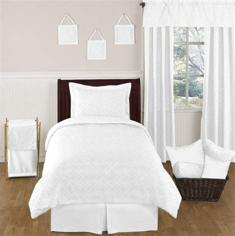 backboard for bed white jacquard modern childrens and bedding 4