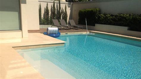royal beige pool rabat marbles