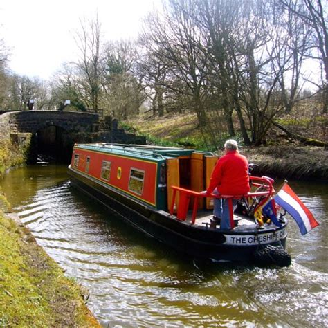 Canal Boat Cheshire by Cheshire Cat Narrowboat Hire Claymoore Canal Holidays