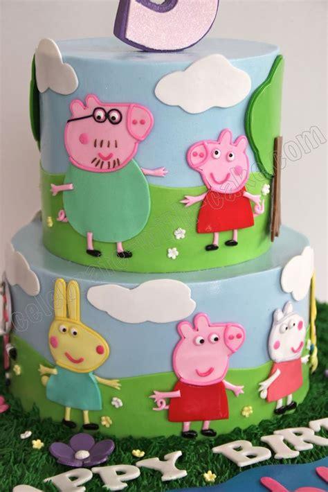 jeux de peppa pig cuisine 131 best pasteles de pepa images on cakes