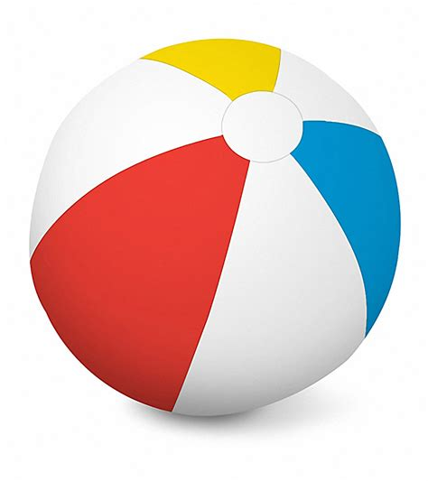 "Poolmaster Giant 36"" Multi Print Beach Ball at SwimOutlet.com"