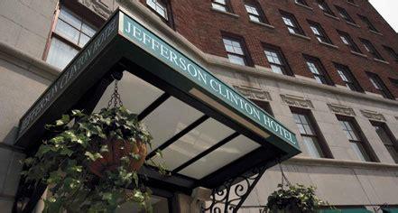 jefferson clinton hotel syracuse ny historic hotels