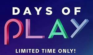 Playstation Store Uk : ps4 games sale days of play deals launched today great playstation store offers gaming ~ A.2002-acura-tl-radio.info Haus und Dekorationen