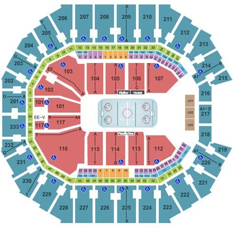 disney  ice  seating chart spectrum center hockey