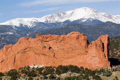 peak lighting colorado springs pikes peak and garden of the gods park in colorado springs
