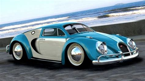 In terms of technological achievements nothing can come close. Bugatti Veyron 1945 WOW! - Club Cobra