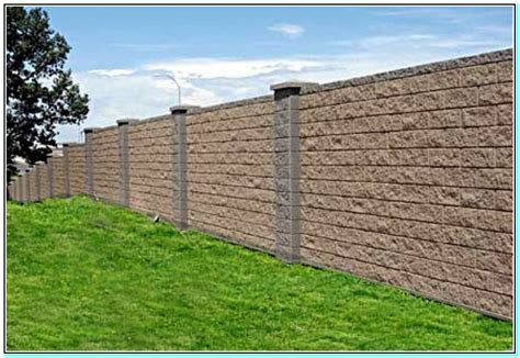 Different Types Of Wood Fence Panels