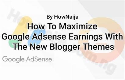 Earnings Maximize Blogger Themes Adsense Google