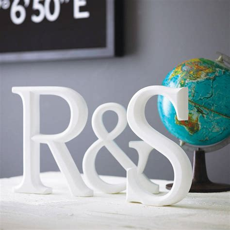 wooden letter  letters  notonthehighstreetcom