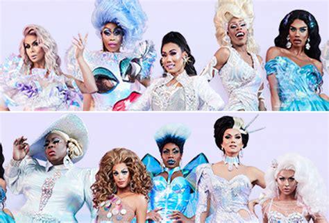 rupauls drag race  stars  cast revealed full list