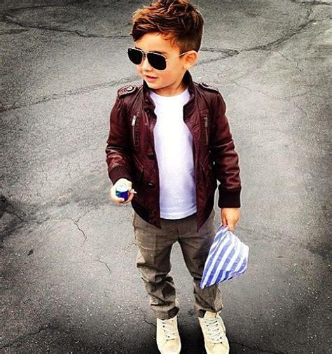 toddler boy leather jacket   hunt