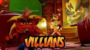 Crash Bandicoot N Sane Trilogy Boss Trailer All Game