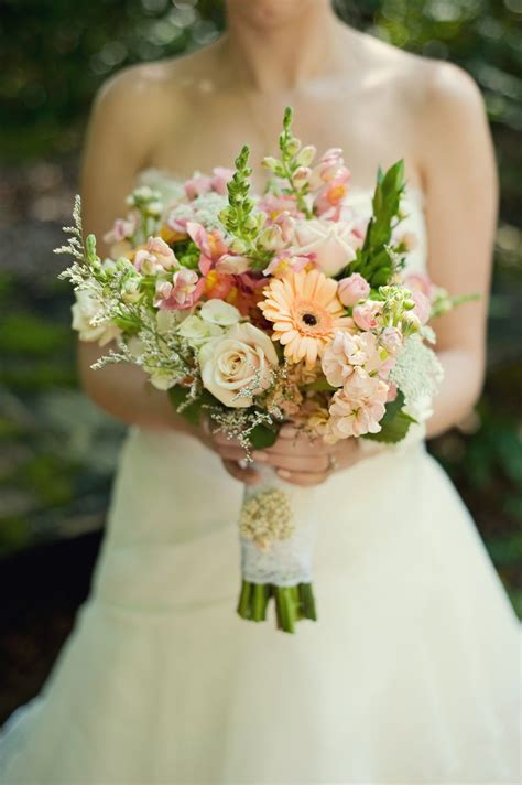 Gorgeous Mix Of Brights And Pastels Summer Wedding