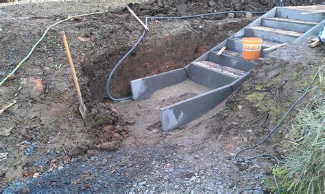 kosten für beton gartentreppe selber bauen gestaltung tipps greenvirals style