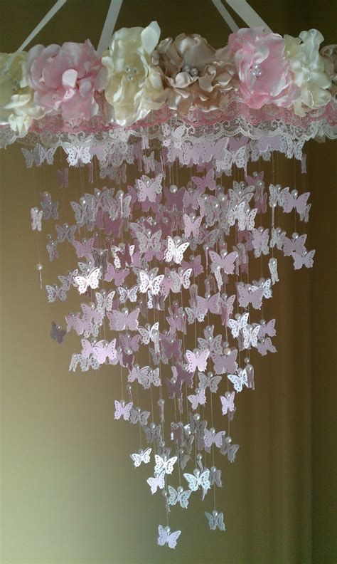 77 best images about diy butterfly chandelier on
