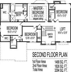 Genius House Plans 3000 Sq Ft by Arts And Crafts Two Story 4 Bath House Plans 3000 Sq Ft W