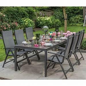 Salon De Jardin En Promo : promo table de jardin table de jardin solde maisonjoffrois ~ Teatrodelosmanantiales.com Idées de Décoration