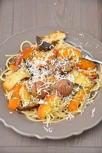 Spaghetti Mit Kürbis : spaghetti mit maroni und k rbis rezept ~ Lizthompson.info Haus und Dekorationen