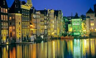 Amsterdam Netherlands Attractions