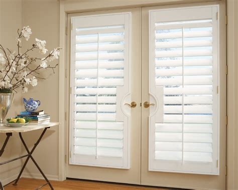 door shutters interior shutters transitional