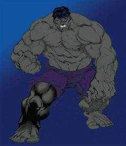 gray hulk preview by wolverine22 on DeviantArt