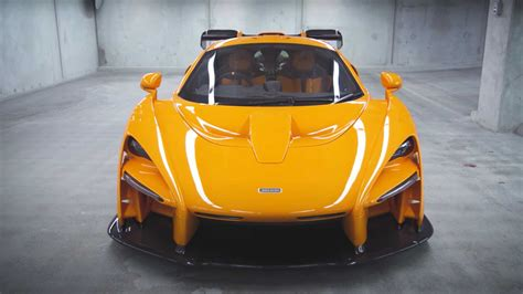 Lm technologies designs, develops and manufactures wireless modules and adapters, enabling the internet of things (iot). Here's A Rare Look At The Very Orange McLaren Senna LM