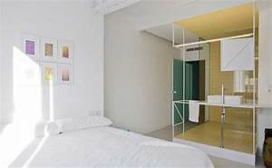 Deco Chambre Ami : la d coration pastel et pur e d 39 un appartement barcelone ~ Melissatoandfro.com Idées de Décoration