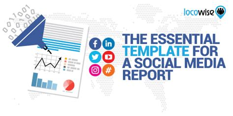 essential template   social media report